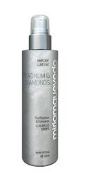 Miriam Quevedo Platinum & Diamonds Luxurious Drops - Бриллиантовый спрей-люкс с платиной, 150 мл