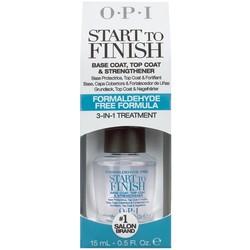 "OPI Start to finish Multi-Purpose Nail Treatment - Покрытие универсальное ""3 в 1"", 15 мл"