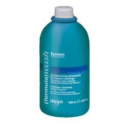 Dikson Moisturizing Shampoo - Увлажняющий шампунь для частого мытья 1000 мл