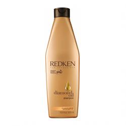 Redken Diamond Oil Shampoo - Питательный шампунь 300 мл