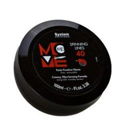 Dikson Move Me 40 Spinning Lines - Нитевидный крем-гель с UV-фильтром 100 мл