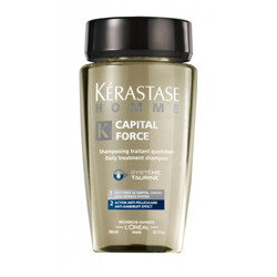 Kerastase Homme Capital Force Shampooing Anti-dandruff effect - Шампунь от перхоти 250 мл