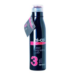 Brelil оттеночный шампунь Hi-Co Plus №3 Красный пурпурный (Purple red)