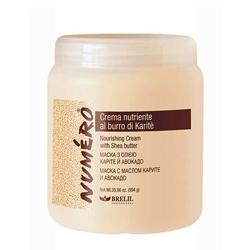 Brelil KARITE  Cream - Маска с маслом Карите и Авокадо 1000 мл