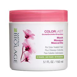 Matrix Biolage Colorlast Mask - Маска для защиты окрашенных волос 150 мл