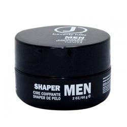 J Beverly Hills Styling Shaper - Текстурирующий крем средней фиксации для мужчин 60 мл