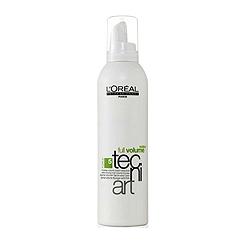 L'Oreal Professionnel Tecni. art Volume / Фулл Волюм Экстра - Мусс для объема нормальных и непослушных волос (фикс.5) 250 мл