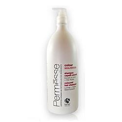 Barex Permesse Сoloured Hair Shampoo with Lychee and Grape seed extracts - Шампунь для окрашенных волос 1000 мл
