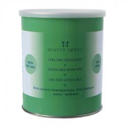Beauty Image - Воск в банке Зелёный с экстрактом водорослей, 800 г