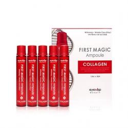 Eyenlip First Magic Ampoule Collagen - Ампулы для лица с коллагеном 5*13мл