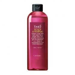 Lebel Theo Scalp Shampoo - Многофункциональный шампунь для мужчин 320 мл