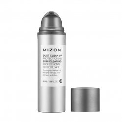 Mizon Dust Clean Up Protect Cream - Крем защитный очищающий, 50 мл