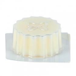 Beauty Image - Твердое массажное масло Белая ваниль, 25 г