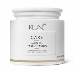Keune Care Satin Oil Conditioner - Маска Шелковый уход 500 мл