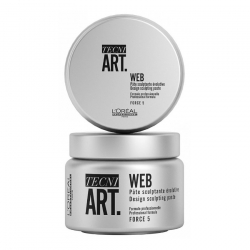 L'Oreal Professionnel Tecni. art A-Head / Э-Хед Тянучка Web - Паутинка для создания текстуры (фикс.5) 125 мл