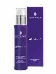 Nature's Assoluta - Молочко очищающее 150 мл