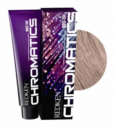 Redken Chromatics - Краска для волос без аммиака 10.23/10Ig мерцающий золотистый 60мл