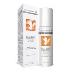 Medical Collagene 3D Aqua Balance - Коллагеновая гель-маска для лица с гиалуроновой кислотой, 30 мл