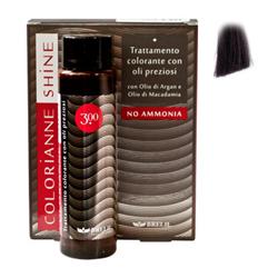 Brelil Гель-краска Colorianne SHINE  4.50 Каштановый с оттенком красного дерева