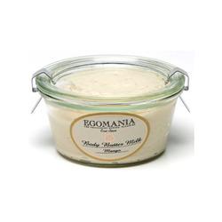 Egomania Body Butter Milk Mango - Крем-масло для тела Манго 220 мл