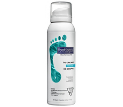 Footlogix Double defense (DD) cream mousse formula - Мусс-крем легкий двойная защита, 120 мл
