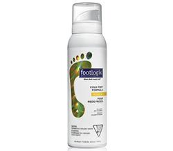 Footlogix Cold feet formula - Согревающий мусс для ног, 120 мл