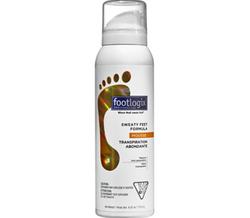 Footlogix Sweaty feet formula - Антиперспирант для ног, 120 мл