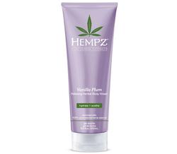 Hempz Vanilla Plum Herbal Body Wash - Гель для душа Ваниль&Слива, 250 мл