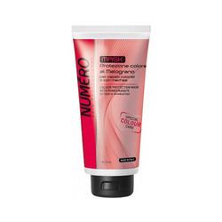 Brelil Professional numero colour protection mask - Маска для защиты цвета волос с экстрактом граната 300 мл