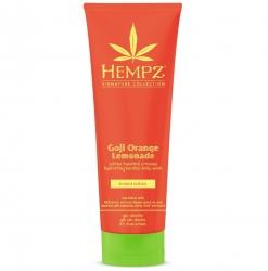 Hempz Herbal Body Wash Goji Orange Lemonade - Гель для душа Годжи Апельсиновый Лимонад, 250 мл