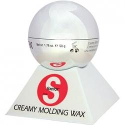 Tigi Creamy Molding Wax - Моделирующий воск, 50 мл