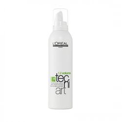 L'Oreal Professionnel Tecni. art Volume / Фулл Волюм - Мусс для объема тонких волос (фикс.4) 250 мл