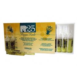 Dikson P.R.25 Pappa Reale - Лосьон с тонизирующим и стимулирующим эффектом для тонких, склонных к выпадению волос 10*10 мл * SALE