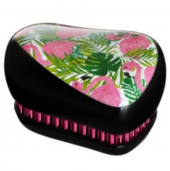 Tangle Teezer Compact Styler Skinny Dip Palm Flami - Расческа для волос