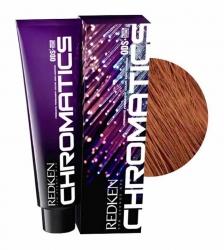 Redken Chromatics - Краска для волос без аммиака 6.43/6Сg медный золотистый 60мл