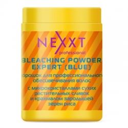 Nexxt Professional Bleaching Powder Expert - Осветляющий порошок голубой в банке, 500 гр