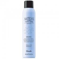 Nook Artisan Lallaca Ecological Volume Laquer - Эко-лак для фиксации волос, 250 мл