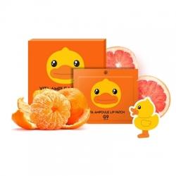 Berrisom G9SKIN B.Duck Vita Ampoule Lip Patch - Патчи гидрогелевые для губ 3 г