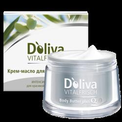 Doliva Vitalfrisch plus Q10 - Крем для лица «Дневной уход», 50 мл