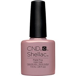 CND - UV Гелевое покрытие CND Shellac Flora&Fauna 90782 (Field Fox)