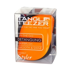 Tangle Teezer Compact Styler Orange Flare - Расческа для волос