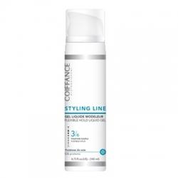 Coiffance Styling Line Flexible Hold Liquid Gel - Жидкий моделирующий гель для укладки волос, 140 мл