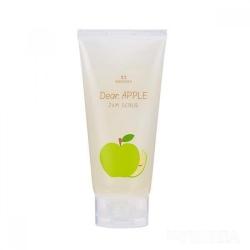 Lombok Moksha Dear apple scrub - Скраб для лица яблоко, 150 мл