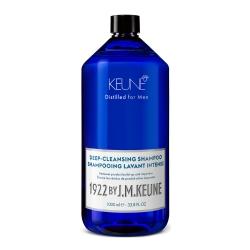 Keune 1922 Care Deep-Cleansing Shampoo -  Очищающий шампунь, 1000 мл