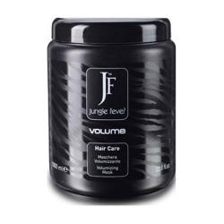 Jungle Fever Volume Mask - Маска для объема волос, 1000 мл