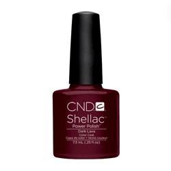 CND Shellac Гель-лак для ногтей №37 Dark Lava 7,3 мл