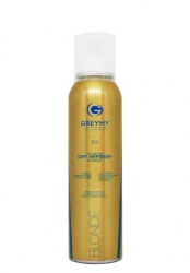 Greymy Volumizing Dry Refresh Shampoo Blonde - Сухой Шампунь для Светлый волос, 150 мл