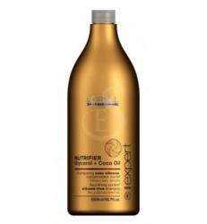 Loreal Professionnel Nutrifier - Шампунь без силиконов для питания сухих волос, 1500 мл