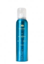 Greymy Volumizing Dry Refresh Shampoo Brown - Сухой Шампунь для Темных волос, 150 мл