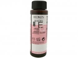 Redken Shades Eq Gloss - Краска-блеск без аммиака для тонирования и ухода Шейдс икью 04M 60 мл